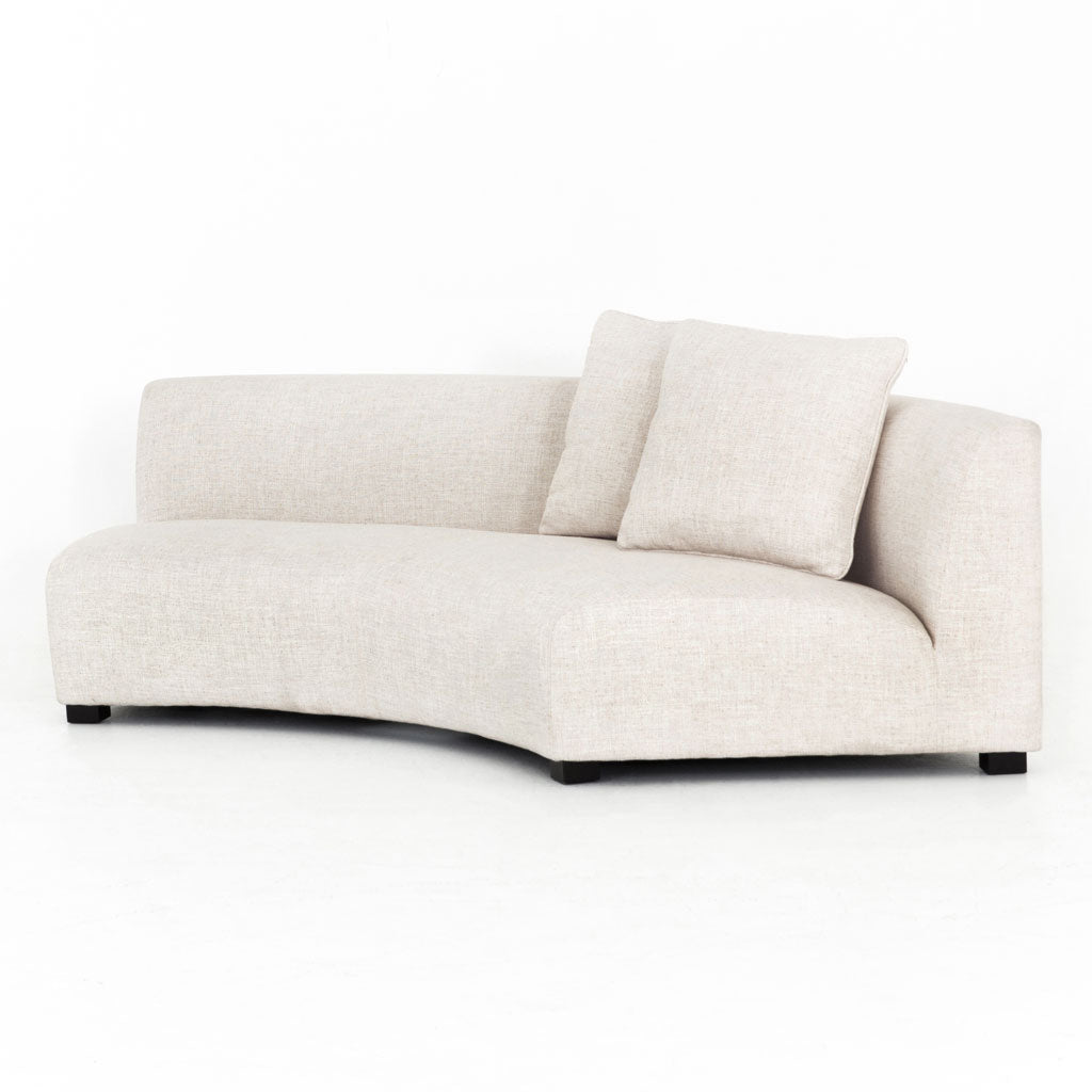 "Lola 106"" Sofa & Sectional in Dover Crescent"