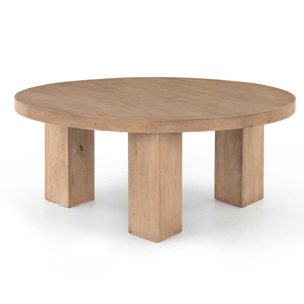 Mason Round Coffee Table