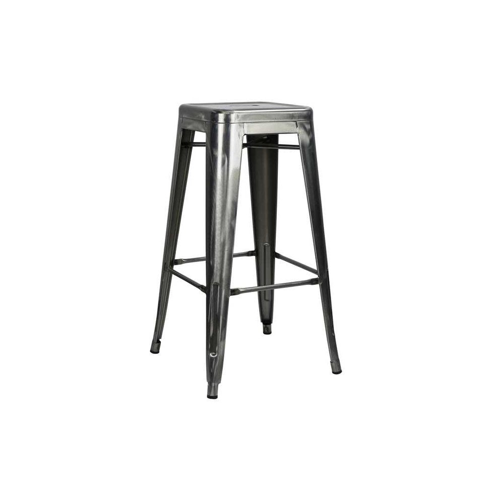 Metro Bar Stool in Gloss
