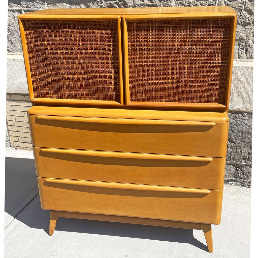 Vintage Heywood Wakefield Highboy