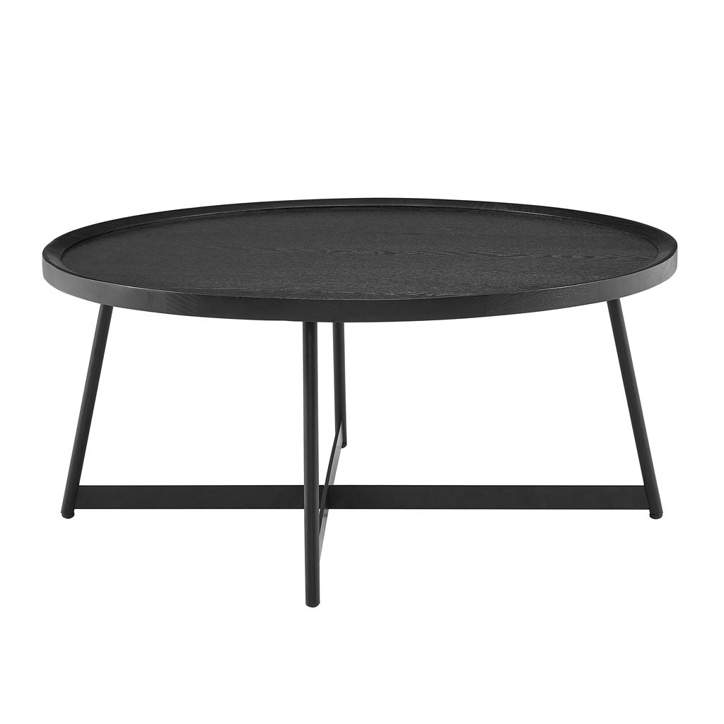 "Nicole 35"" Round Coffee Table"