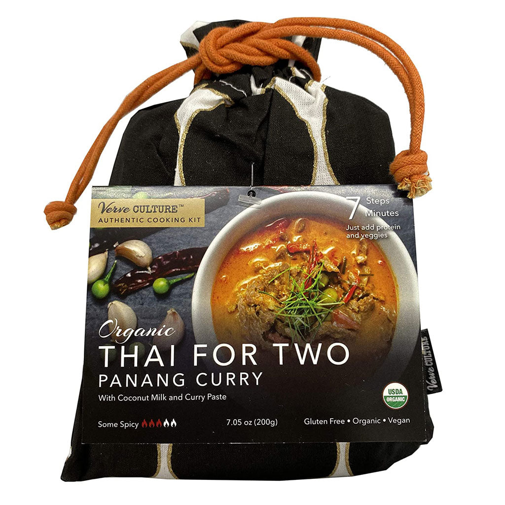 Thai for Two Cooking Kit - Organic Panang Curry