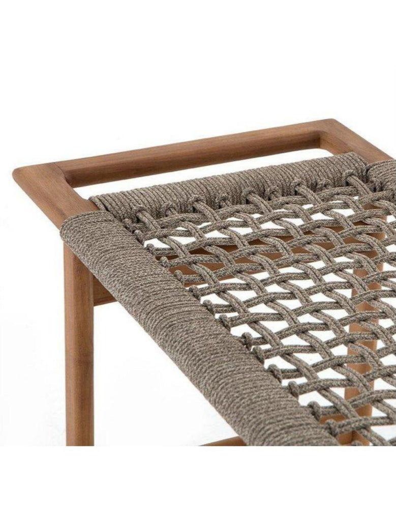 Priya Teak Outdoor Bench