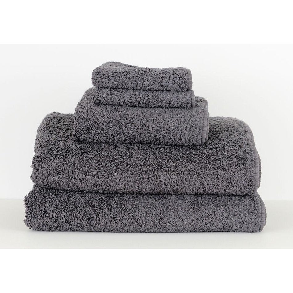 Super Pile Egyptian Cotton Bath Towel in Metal