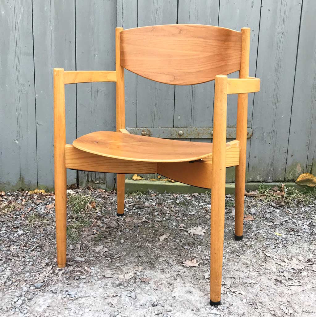 Vintage Mid Century Bentwood Chair