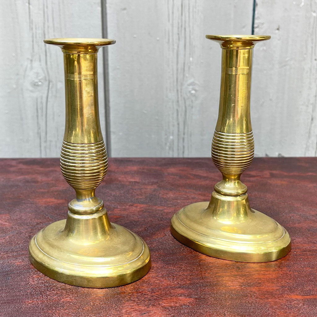 To candlesticks brass old do what with Ways to