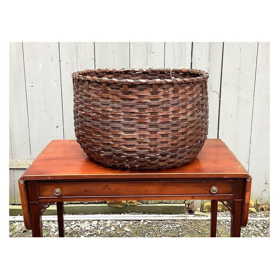 Vintage New England Basket