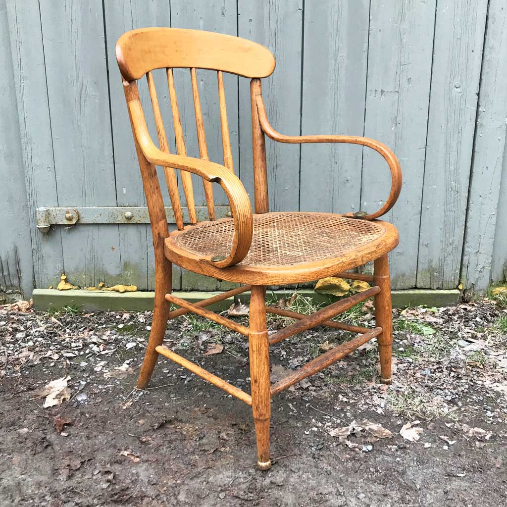 "Vintage ""Wood Brothers"" RM Chair"