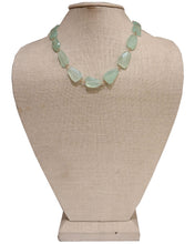 Peruvian Calcite Short Rosary Necklace