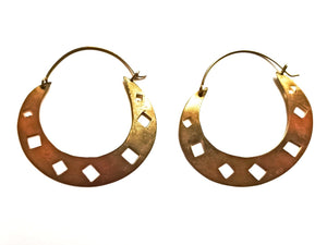 Cut-Out Hoops
