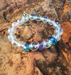 Angel Aura Atlantean fancy bracelet