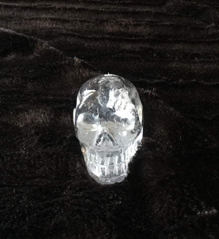 Crystal Skull Clear Quartz