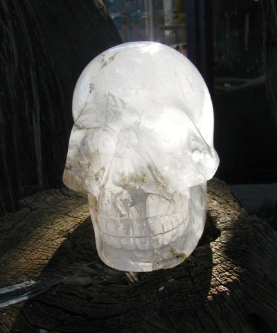 Large Crystal Skull
