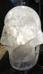 Very Large Crystal Skull