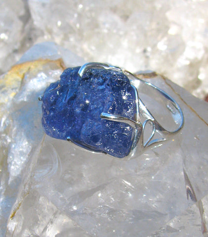 Tanzanite Ring Natural