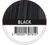 Hair Plus Black Hair Fibre Refill Bag 25g, 50g,100g, 150g,300g,600g