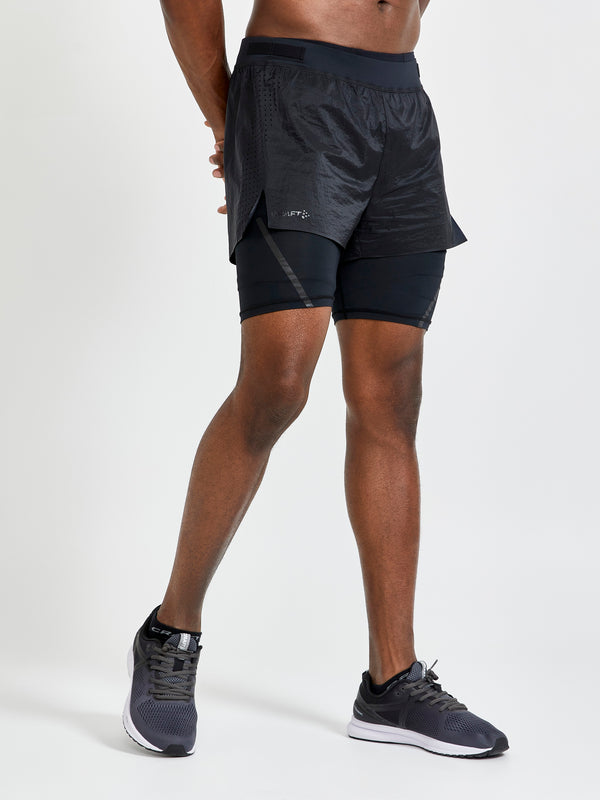 CTM Distance 2-in-1 Shorts M