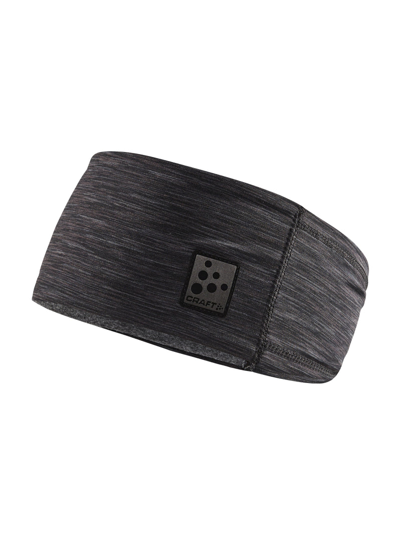 Microfleece Shaped Headband