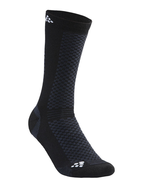 Warm Mid Sock 2-Pack