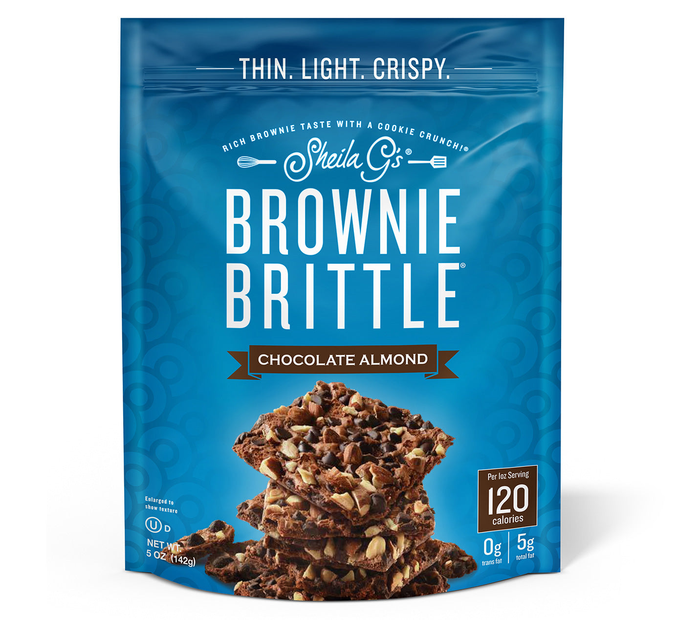 Brownie Brittle Chocolate Almond