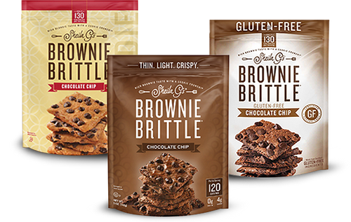 Brownie Brittle Products