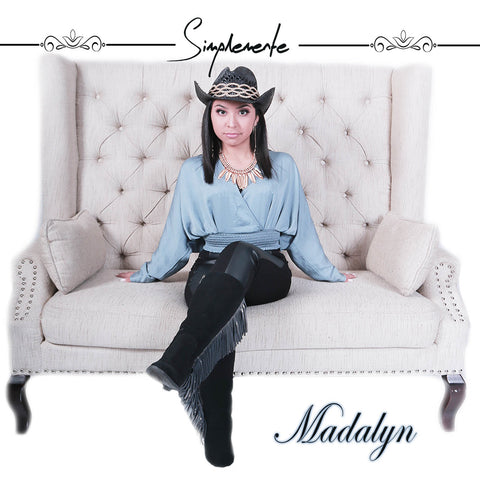 Madalyn Hernandez -  Simplemente Madalyn