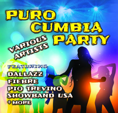 Various - Puro Cumbia Party