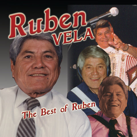 Ruben Vela - The Best Of Ruben Vela