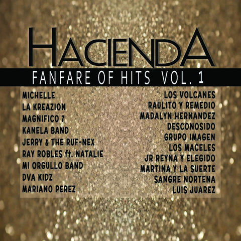 VARIOUS ARTISTS - FANFARE OF HITS VOL. 1