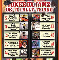 Various Artist Hacienda Jukebox Jamz – Totally Tejano