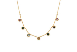 Collier RASIL - Tourmaline