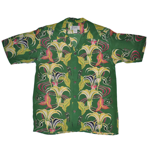 Men's Angel's Trumpet Hawaiian Shirt