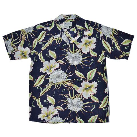 Men's Hibiscus Hawaiian Shirt