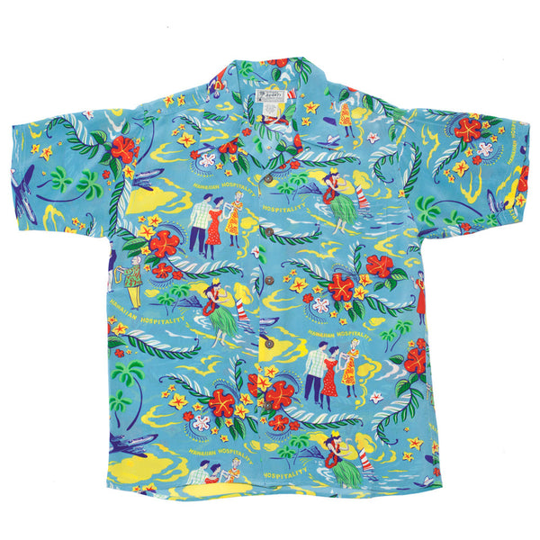 Men's Hawaiian Hospitality Hawaiian Shirt