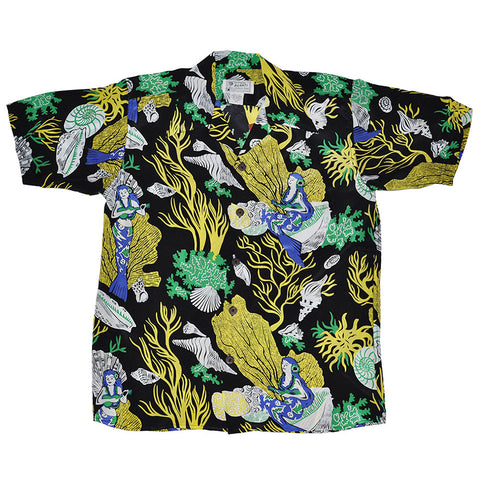 Men's Mermaid Hawaiian Shirt