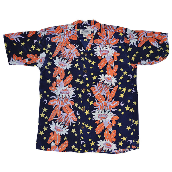 Men's Starry Night Hawaiian Shirt