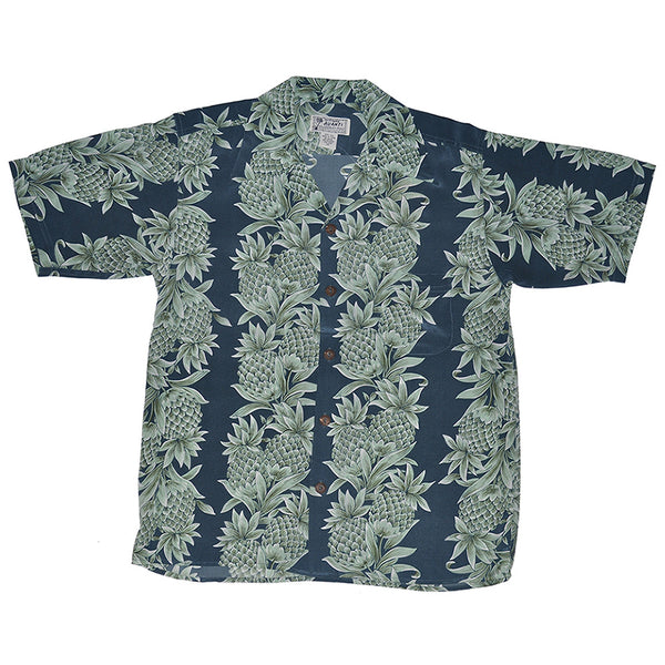 Men's Pineapple Pickers Hawaiian Shirt