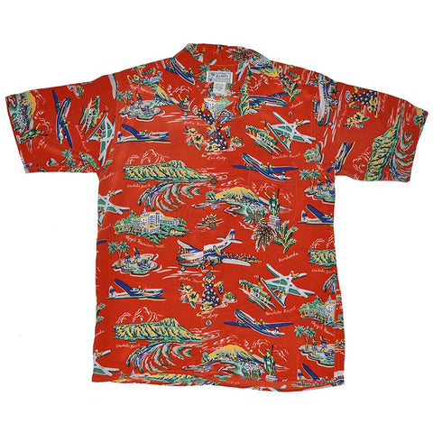Men's Airways Hawaiian Shirt