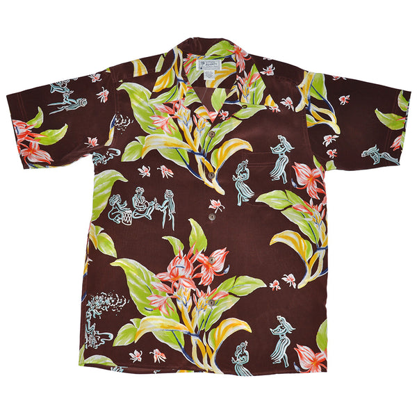 Men's Ha'a Hawaiian Shirt