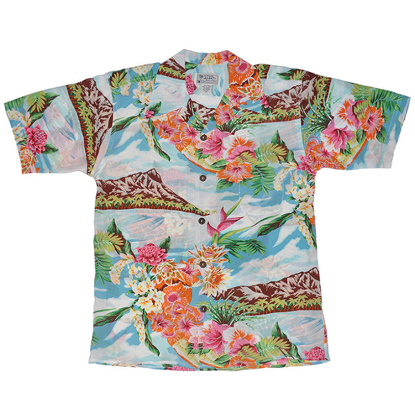 Junior Le'ahi Hawaiian Shirt