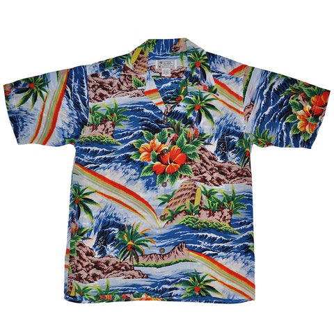 Junior Anuenue Hawaiian Shirt