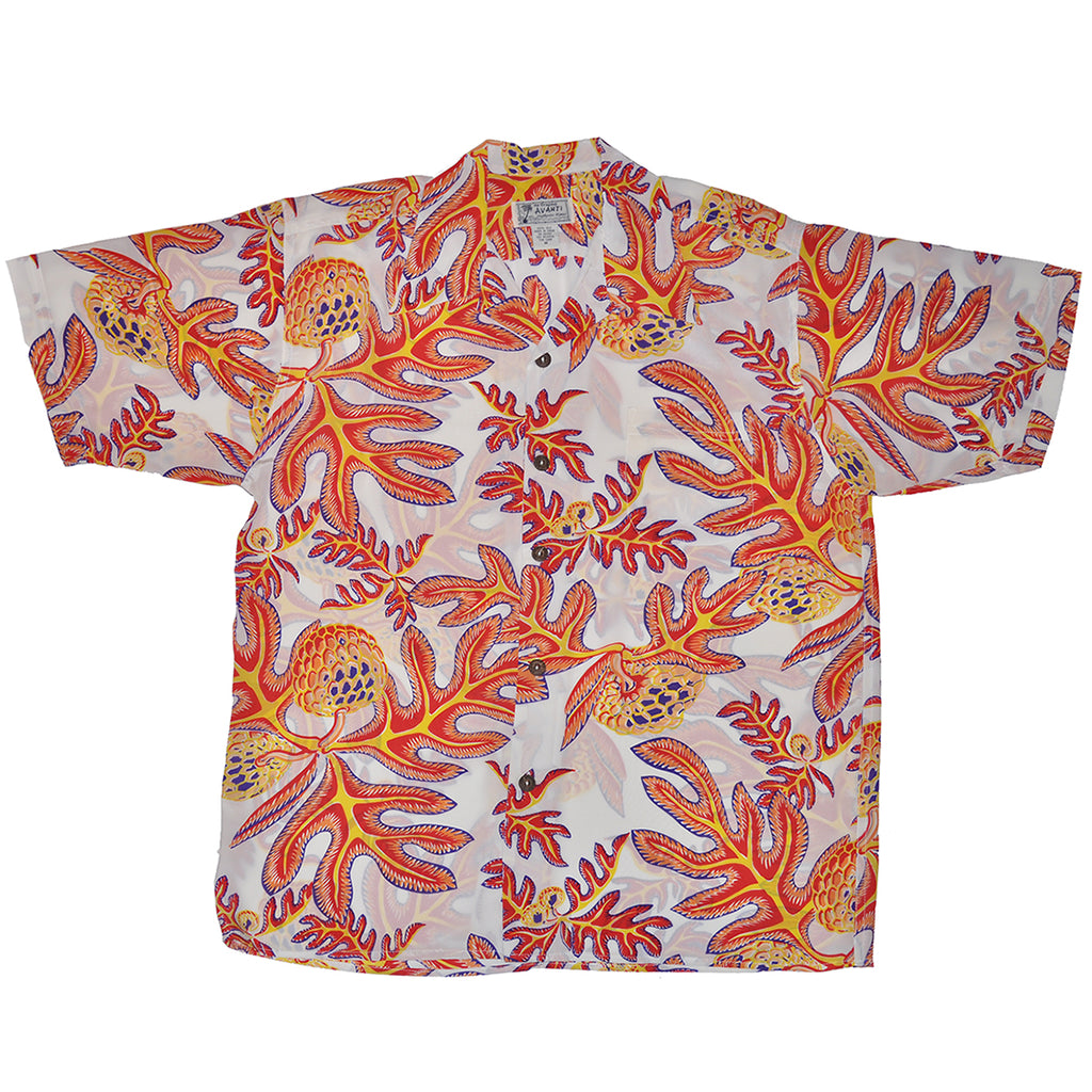 Junior Ulu Fruit Hawaiian Shirt
