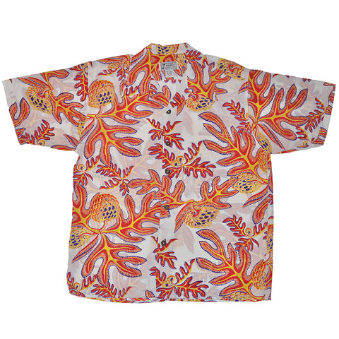 Men's Ulu Fruit Hawaiian Shirt