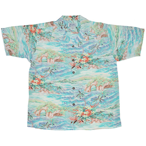 Men's Oasis Hawaiian Shirt