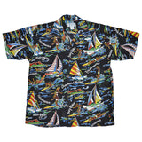 Men's Catamaran Hawaiian Shirt