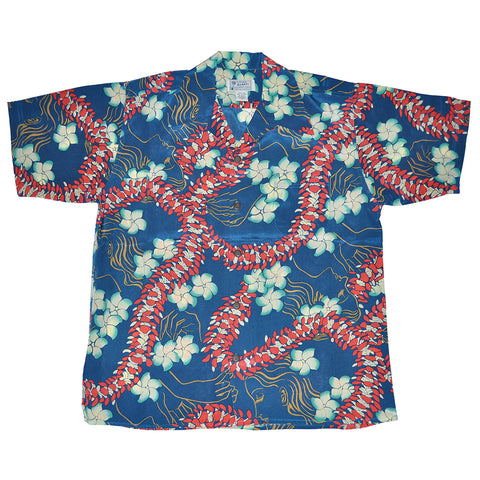 Men's Lei Day Hawaiian Shirt