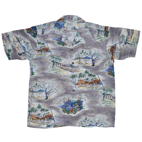 Men's Kewalo Hawaiian Shirt