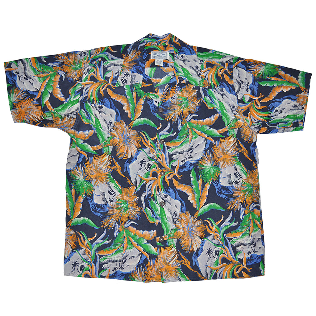 Men's Island Scenics Hawaiian Shirt