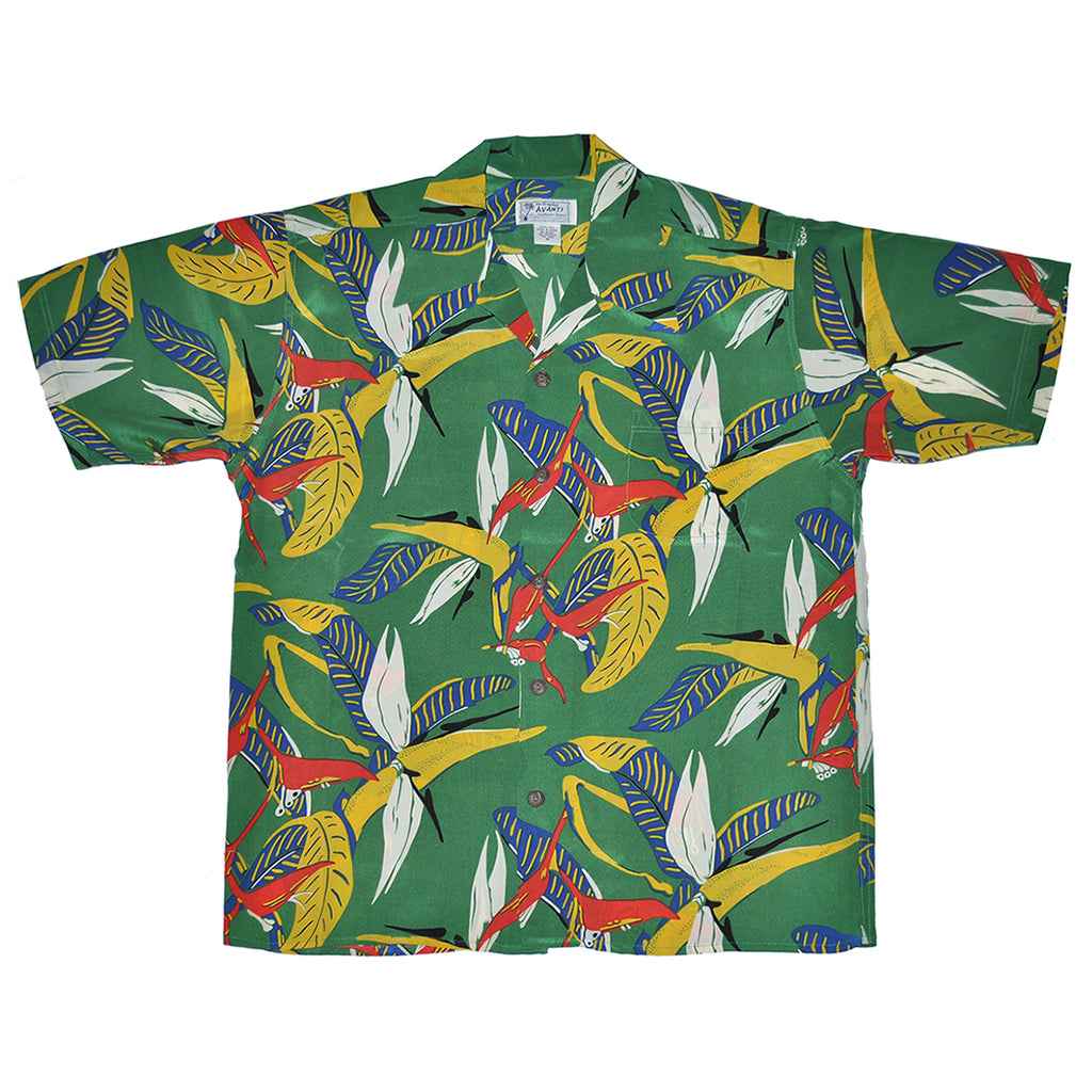 Men's Palekaiko Hawaiian Shirt