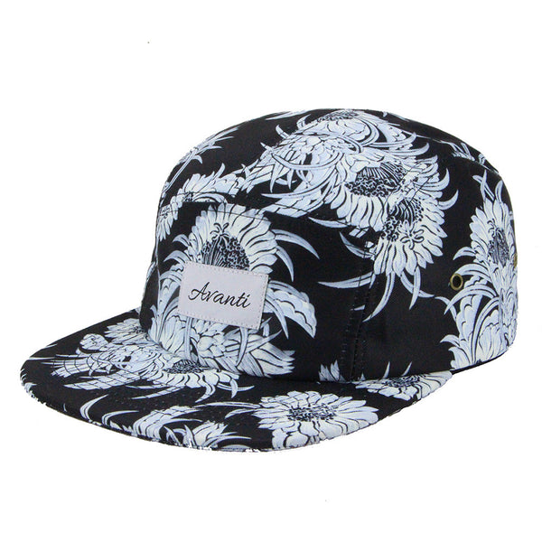 Rapture 5-Panel Camp Hat